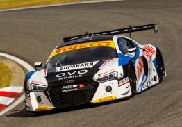 Walsh and Koundouris hold on to pole in Perth