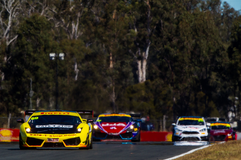 No stopping Gartner at Queensland Raceway