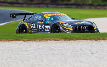 Storey and Hackett combine for Phillip Island pole