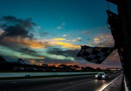 Evans and Miles hand Audi victory at the Island