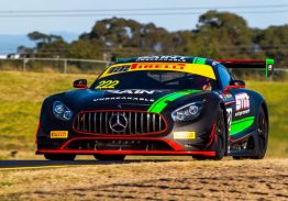 STM confirms two cars for 2018 Australian GT season
