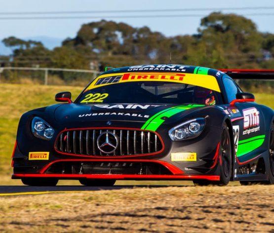 STM confirms two cars for 2018 Australian GT season
