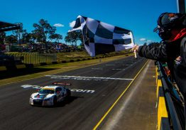 Evans and Miles win record-breaking Sydney Motorsport Park 501