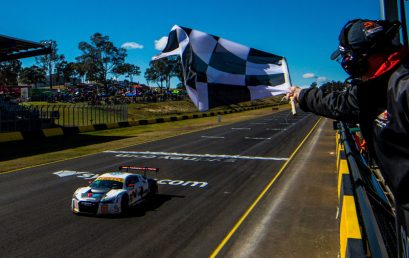 Evans and Miles win record-breaking Sydney Motorsport Park 501