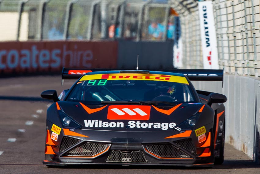 Wood claims maiden AGT victory in Townsville