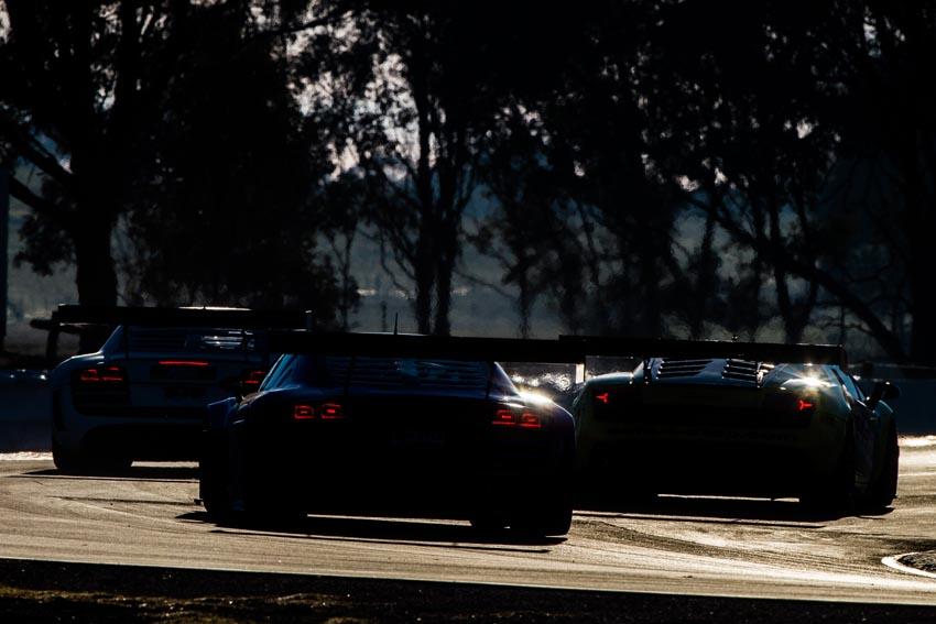 Record grid set for Queensland Raceway