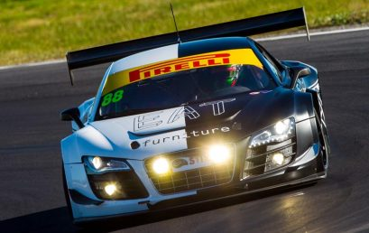 Nugara/Fouracre take pole with record setting lap