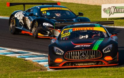 Baird looking forward to Hampton Downs hit-out