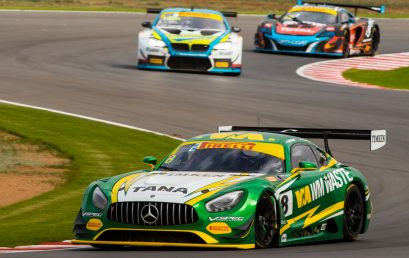 Twigg/D'Alberto claim record-breaking pole