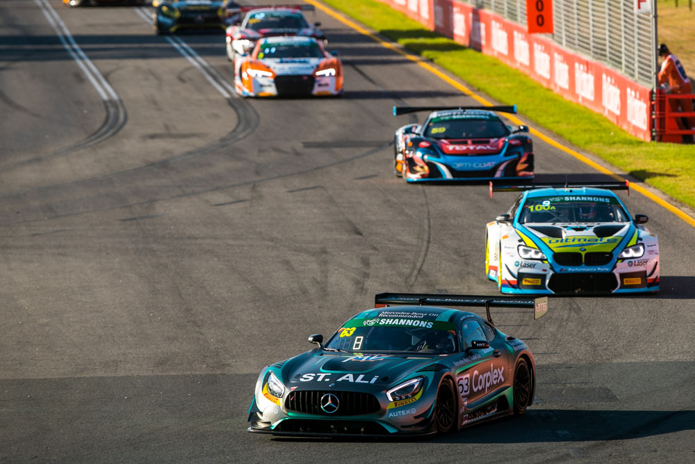 Australian GT set to make history at The Bend