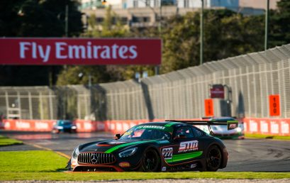 Baird takes pole for Race 1 in Albert Park