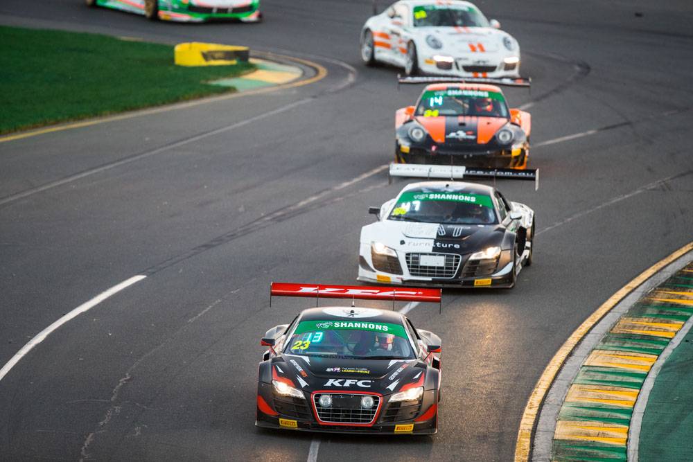 Trophy Class returns to Australian GT Championship for Sandown