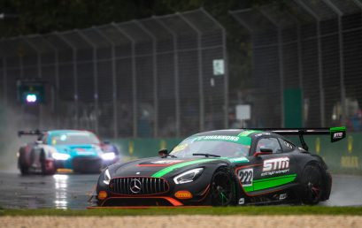 Baird emerges victorious at sodden Albert Park