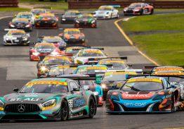 Australian GT ready to race into Sydney Motorsport Park