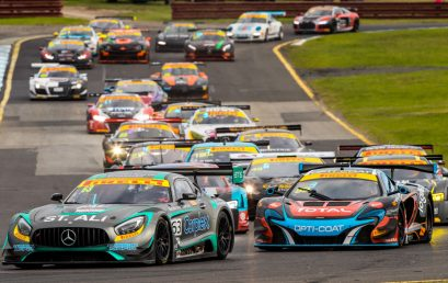 Australian GT ready to race into Sydney Motorsport Park