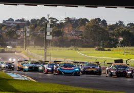 Record Australian GT field heading to Phillip Island