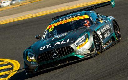 Hackett & Talbot take spectacular wins in Sydney