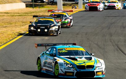 BMW Team SRM confirms strong driver lineup for Australian GT title tilt