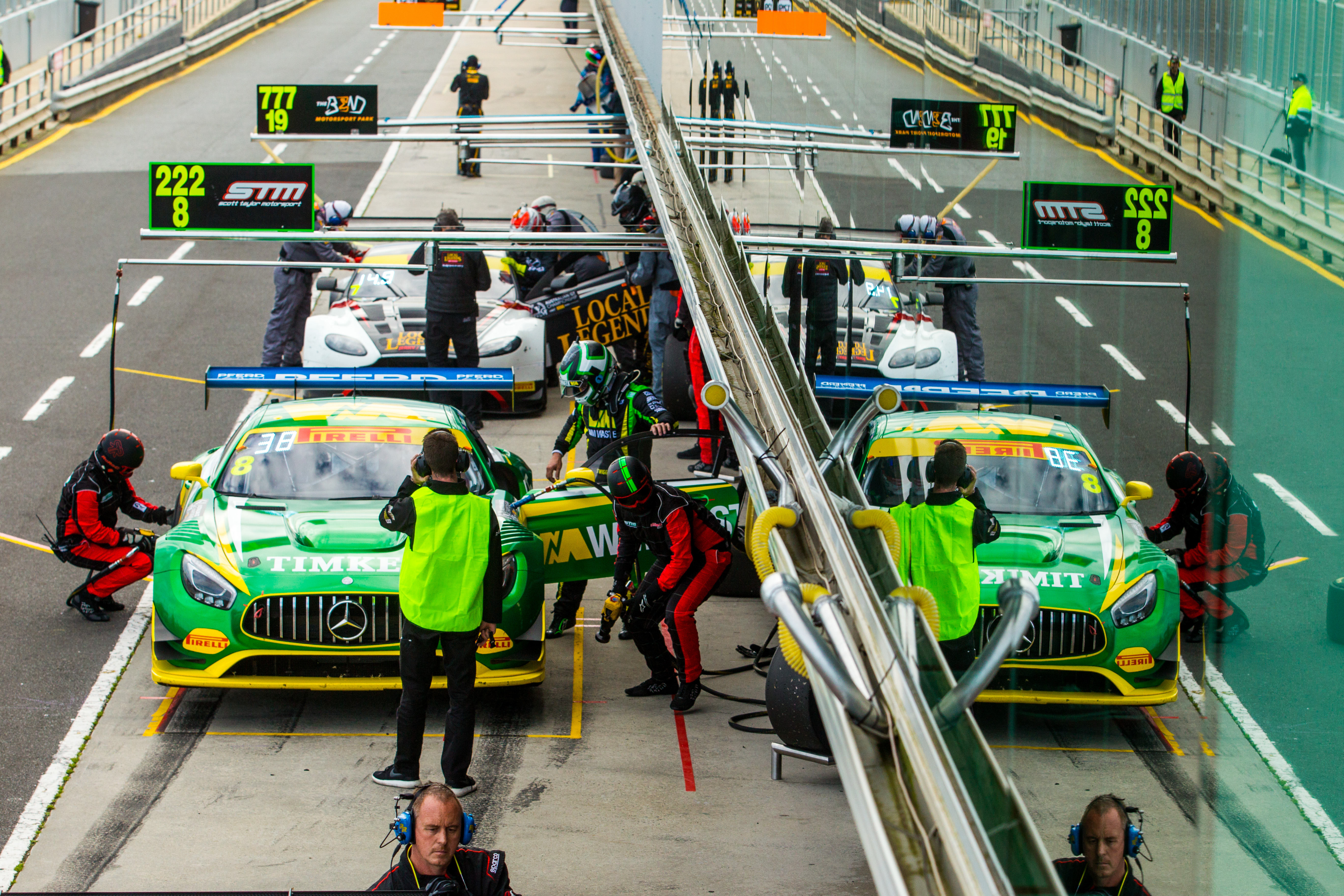 Australian GT revises driver categorisation for 2020