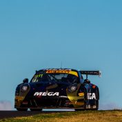 Martin and Talbot combine for pole in Sydney