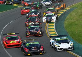 Eleven manufacturers on packed Grand Prix grid