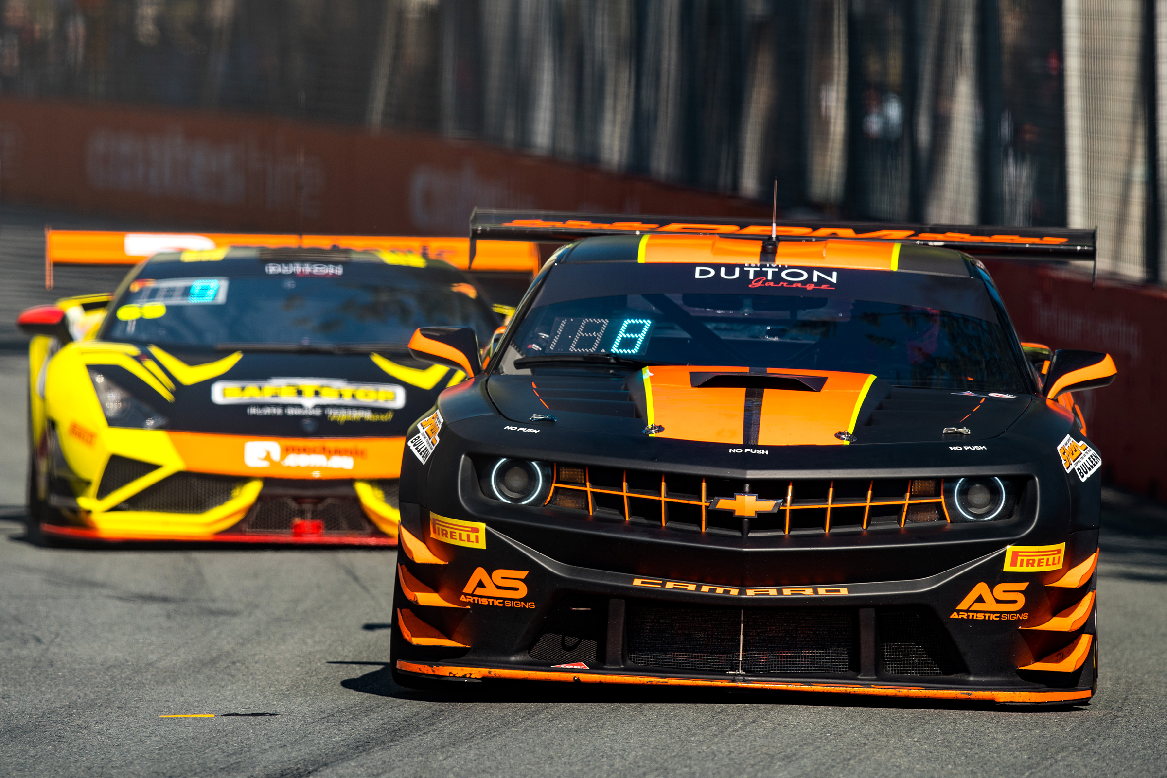 2020 Australian GT Trophy Series to go for 'six of the best'