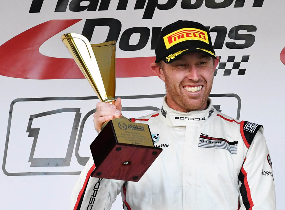 John Martin joins Liam Talbot for Australian Endurance Championship