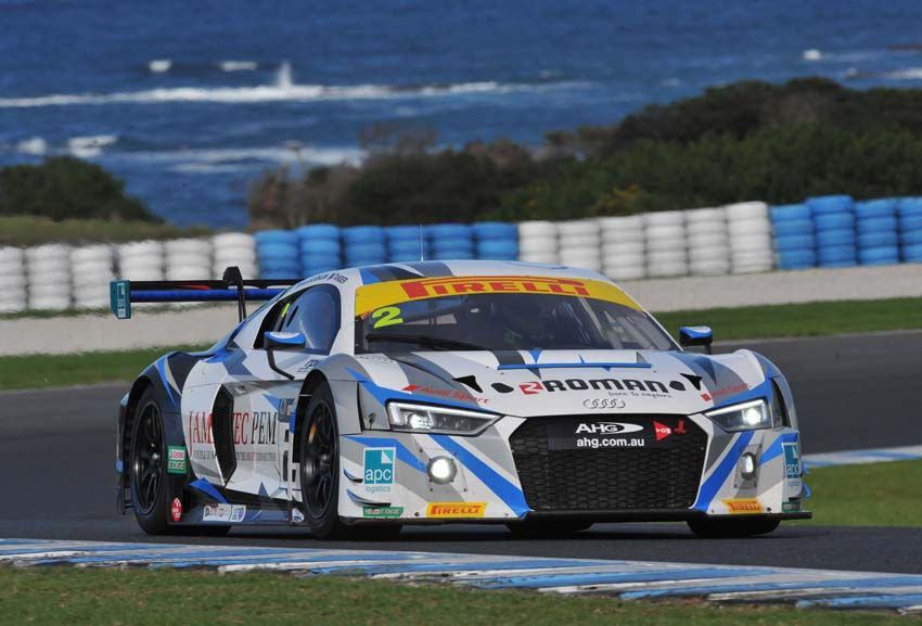 Tander and McLaughlan charge to pole at Phillip Island