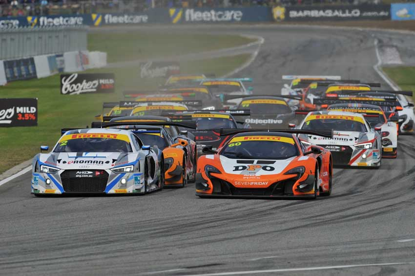 Australian GT ready for Townsville street fight