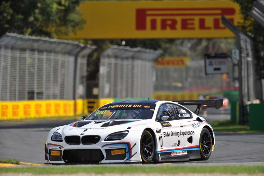 BMW Team SRM out of luck at Albert Park