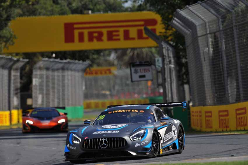 Solomon takes breakthrough victory in Albert Park