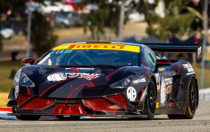 Australian GT heads west for Perth SuperNight day-nighter