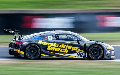 Audi rookie makes Australian GT debut at Australian Grand Prix