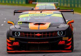 Camaro makes successful return to Australian GT