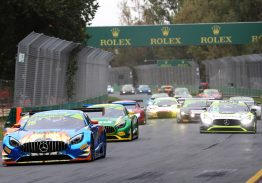 Habul takes Australian GT victory in race two at AGP