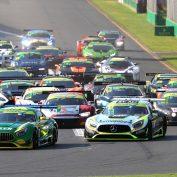 Hackett takes #63 Mercedes-AMG to maiden Australian Grand Prix win