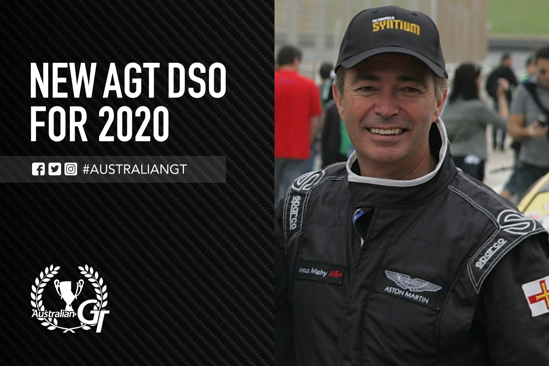 Experienced international competitor to take DSO reigns