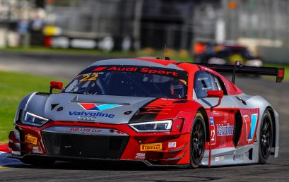 Reigning champion to lead Audi Australian GT assault on AGP
