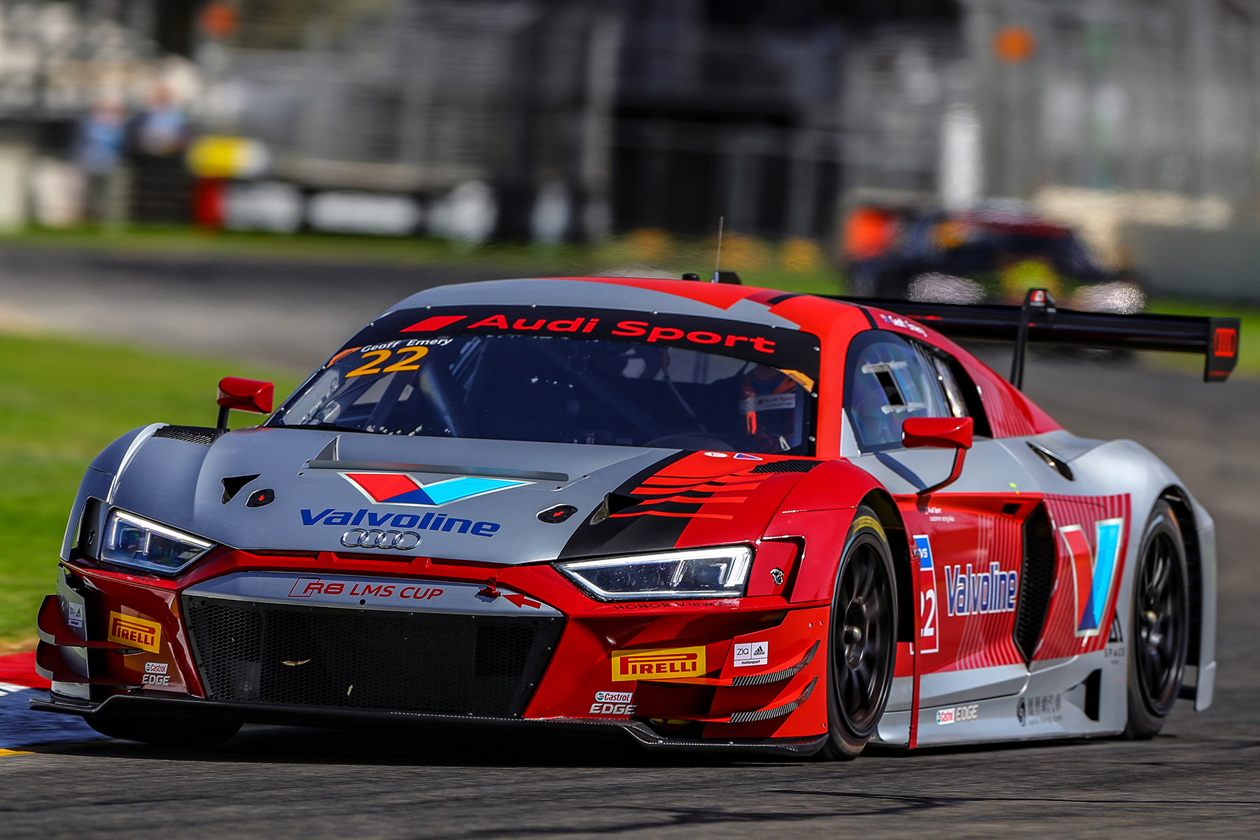 Reigning champion to lead Audi Australian GT assault on AGP