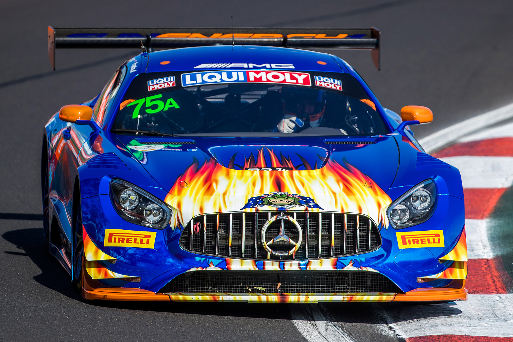 Kenny Habul headlines strong AMG entry for Australian Grand Prix