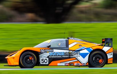 Crampton updates to 2020-spec X-Bow in hunt for GT4 titles