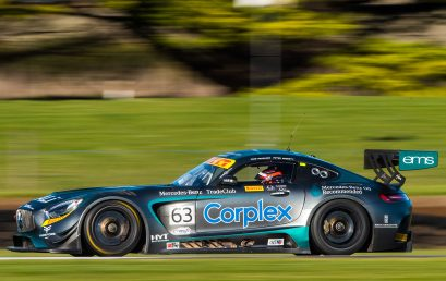 Hackett looking for maiden Australian GT title in 2019