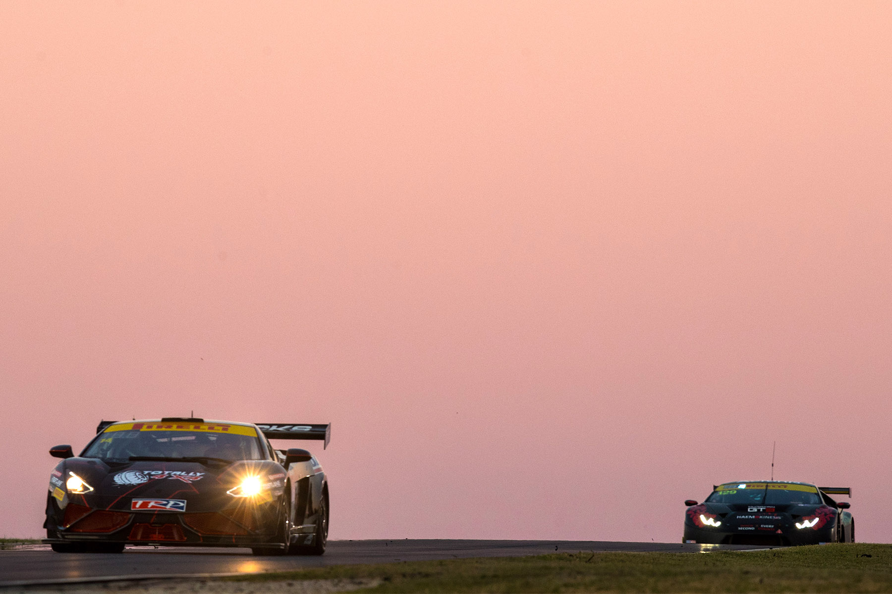 Record pace sees Major light up Barbagallo