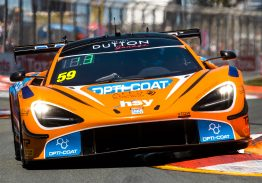 Fraser Ross claims pole position for Australian GT Gold Coast return
