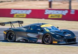 McLaren, Mercedes-AMG and Audi set hot pace at Bathurst