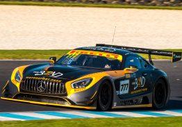 Jamie Whincup makes Australian GT debut