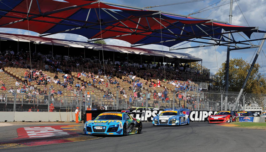 Bumper field set for Australian GT Championship opener