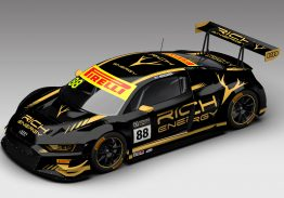 Nugara debuts stunning new Audi for Australian Endurance Championship