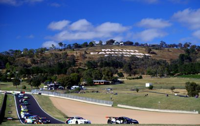 Australian GT introduces Pirelli AGT SuperSprint at Bathurst