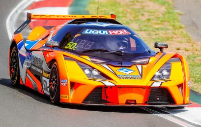 McLaren and Audi to join GT4 fray at Albert Park